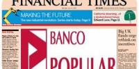 financial times portada popular