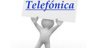 telefónica en el punto de mira