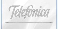 telefónica logo empresa la bolsa por antonomasia